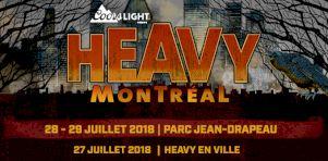 Heavy Montréal 2018 | Avenged Sevenfold, Rob Zombie, Marilyn Manson en tête d'affiche !