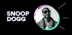Snoop Dogg conférencier à C2 Montréal en mai 2018 !