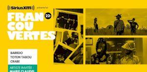 Francouvertes 2018 – Soir 5 | Quand Barrdo, Totem Tabou et CRABE nous rentrent dedans