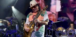 Carlos Santana et sa bande font vibrer le Centre Vidéotron !