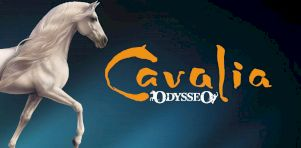 Odysséo de Cavalia de retour à Montréal en juillet 2018 sous le Pont Jacques-Cartier !