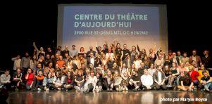 Centre du Théâtre d'Aujourd'hui – Saison 2018-2019 |  À l'inverse de la parité
