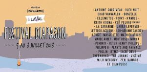 Festival Diapason 2018 | Les Trois Accords, Plants And Animals et Kandle s'ajoutent à la programmation