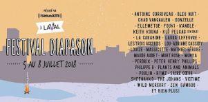 Festival Diapason 2018 | Les Trois Accords, Plants And Animals et Kandle s'ajoutent à la programmation