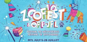 Zoofest&OFF-JFL 2018 annonce le retour de la Table d'Hôte, le dernier Zoofest des Pic-Bois et le premier spectacle solo de Pierre-Yves Roy-Desmarais