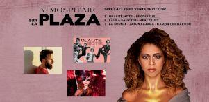 Atmosph'Air sur la Plaza 2018 | La populaire braderie est de retour pour une 9eédition avec une tonne  de concerts gratuits !