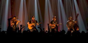 Quebec Redneck Bluegrass Project au Club Soda | 18 photos d'une folle soirée!