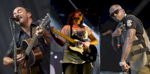 Bluesfest d'Ottawa 2018 | 3 nuances de 90's avec Dave Matthews Band, Courtney Barnett et Naughty By Nature
