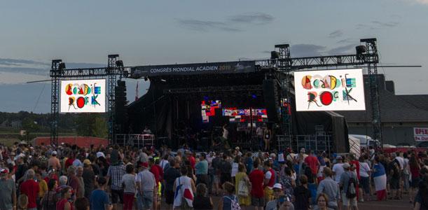 Festival Acadie Rock