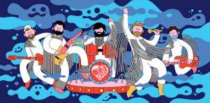 Pierre Lapointe et les Beaux Sans-Coeur | Quand Pierre Lapointe fait du rock…