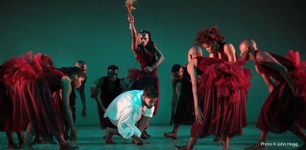 Dada Masilo (Dance Factory Johannesburg)