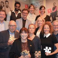 Prix Gascon-Roux du TNM : Monique Miller l'emporte pour Les Chaises d'Ionesco