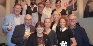 Monique Miller remporte enfin son premier prix Gascon-Roux du TNM pour Les Chaises d'Ionesco