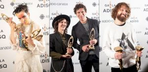 Gala de l'ADISQ 2018 | Les nominations, les gagnants et notre mini-pool !