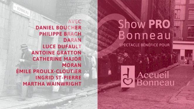 Show Pro Bonneau