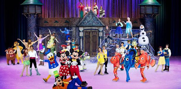 Disney On Ice - L'expédition de Mickey