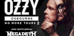 Ozzy Osbourne à Montréal en juin 2019