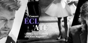 Concert éclaté : L'OSM à l'ère du swing avec Pierre Lapointe et Catherine Major
