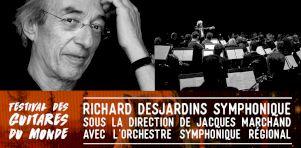 Festival des Guitares du Monde en Abitibi-Témiscamingue 2019 | Richard Desjardins y donnera un concert symphonique!