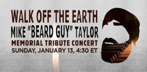 Walk Off The Earth rend un dernier hommage à «Beard Guy» sous le ciel froid de Burlington