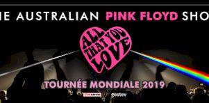 The Australian Pink Floyd showà Québec octobre 2019
