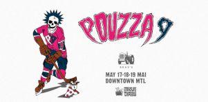 Pouzza Fest 2019 | Andrew W.K., Against Me! et plusieurs autres à la programmation cette année!