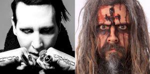 Marilyn Manson et Rob Zombie au Centre Vidéotron en août 2019!