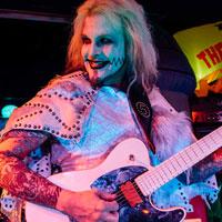 John 5 au Piranha Bar : Freak show, bluegrass et guitar-héros