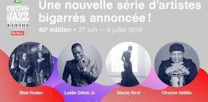 Festival de Jazz de Montréal 2019 |13 nouveaux spectacles annoncés!