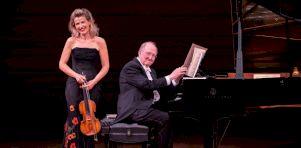Anne-Sophie Mutter à la Maison Symphonique   Prodigieux !