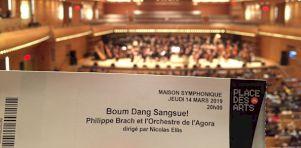 Boum Dang Sangsue! | Quand Philippe Brach s'éclate la symphonie
