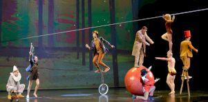 Seul ensemble | Serge Fiori vu par le Cirque Eloize en 16 photos