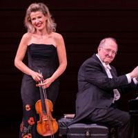Anne-Sophie Mutter à la Maison Symphonique | Prodigieux !