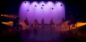 Ducharme chez Gauvreau par les finissants de l'École supérieure de théâtre de l'UQAM