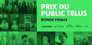 Francouvertes 2019 | Découvrez les 9 artistes en lice pour le prix du public TELUS [balado Culture Cible]