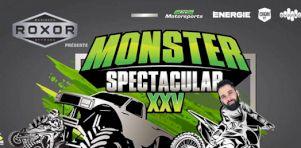 #Sorsdetazone   Monster Spectacular XXV au Stade Olympique : Mécanique et métaphysique