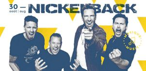 Festival des Montgolfières de Gatineau 2019 | Nickelback, Les Trois Accords, Dead Obies et plus