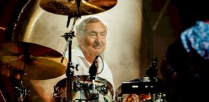 Nick Mason à Wilfrid-Pelletier | L'éblouissant retour du batteur de Pink Floyd à Montréal