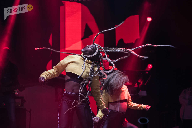 Sean Paul Montreal 2019 Critique Concert | Sors-tu ca