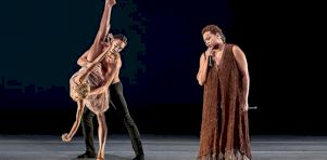The Propelled Heart du Lines Ballet d'Alonzo King (avec Lisa Fischer) | Douze talents et une voix monumentale