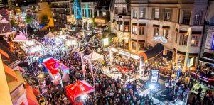 Les 5 villes de Grand Prix les plus festives