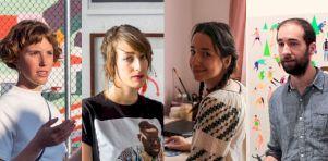 Les 4 designers derrière les macarons funky du FEQ 2019