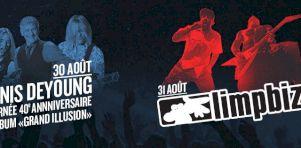 AgoraFest 2019 | Limp Bizkit et Dennis DeYoung à Québec en août 2019