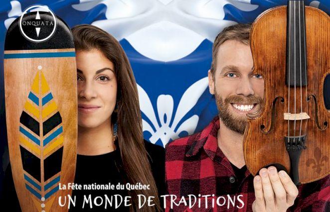 Fête Nationale du Québec à Sherbrooke