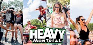 Heavy Montréal 2019 | Des foules, de la lutte des fesses poilues pis des hottubs en photos (2 de 2)