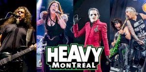 Heavy Montreal 2019 | Le meilleur et le vraiment moins meilleur du métal