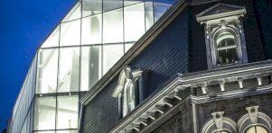 Inauguration du Diamant à Québec | Robert Lepage tout feu tout flamme
