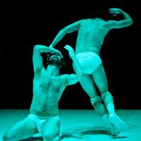 «Danse Mutante» à l'Agora du Wilder | Quatre chorégraphes pour deux danseurs