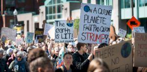 Marche pour le climat 2019 à Québec | 20 photos de la manifestation dans la Vieille Capitale