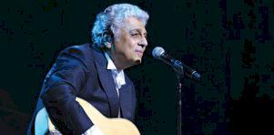 Enrico Macias pour 2 soirs à l'Olympia de Montréal en juin 2020